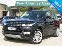 USED 2014 14 LAND ROVER RANGE ROVER SPORT 3.0 SDV6 HSE 5d AUTO 288 BHP Full Land Rover Service History