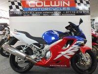 USED 2000 W HONDA CBR 600 F 599cc  ONLY 8,000 MILES!!!!