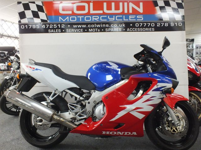 View our HONDA CBR 600 F