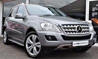 2011 MERCEDES-BENZ M CLASS 3.0 ML300 CDI BLUEEFFICIENCY SPORT 5d AUTO 204 BHP COMMAND SHIFT £15990.00