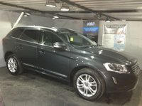 USED 2015 15 VOLVO XC60 2.0 D4 SE LUX 5d AUTO 178 BHP Bluetooth  :  DAB Radio : Full leather upholstery    :    Electric/Memory driver's seat    :    Volvo City safety system    :  Rear parking sensors   :  Remotely operated tailgate  :  Fully stamped Volvo service history