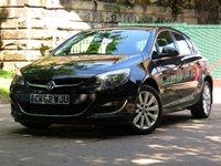 USED 2012 62 VAUXHALL ASTRA 1.6 ELITE 5d 113 BHP