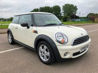 2009 MINI HATCH FIRST 1.4 FIRST 3d 75 BHP £5495.00