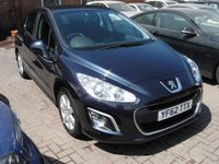 USED 2012 62 PEUGEOT 308 1.6 HDI SR 5d 92 BHP ANY PART EXCHANGE WELCOME, COUNTRY WIDE DELIVERY ARRANGED, HUGE SPEC