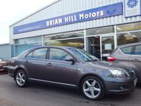 USED 2007 07 TOYOTA AVENSIS 2.2  D-4D T180 5dr
