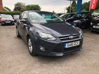 USED 2011 61 FORD FOCUS 1.6 ZETEC TDCI 5d 113 BHP NEED FINANCE? WE CAN HELP!