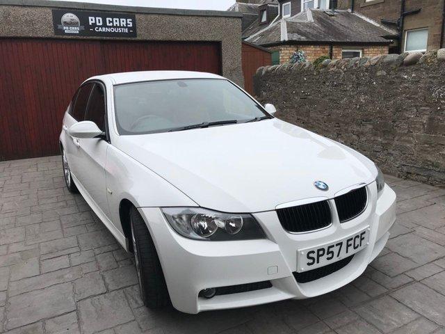 2007 BMW 3 SERIES 2.0 318I M SPORT 4d 128 BHP