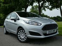 USED 2013 FORD FIESTA 1.5 TDCi Style