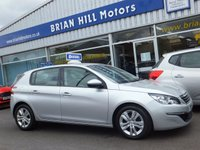 USED 2015 15 PEUGEOT 308 1.6 HDi ACTIVE 5dr