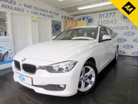 2013 BMW 3 SERIES 2.0 320D SE TOURING 5d 181 BHP £10295.00