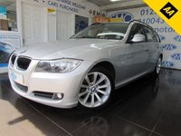USED 2009 09 BMW 3 SERIES 2.0 318D SE TOURING 5d 141 BHP