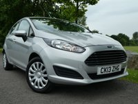 USED 2013 13 FORD FIESTA 1.5 TDCi Style
