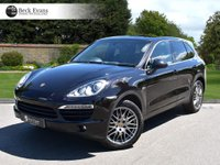 USED 2012 62 PORSCHE CAYENNE 3.0 D V6 TIPTRONIC 5d AUTO 245 BHP 20 INCH WHEELS