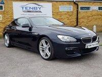 2012 BMW 6 SERIES 3.0 640D M SPORT 2d AUTO 309 BHP £15984.00