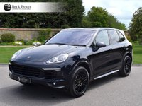 USED 2015 15 PORSCHE CAYENNE 4.1 D V8 S TIPTRONIC S 5d AUTO 385 BHP GTS SPECK GTS LOOK