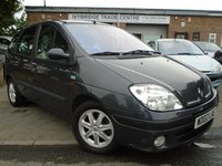USED 2008 02 RENAULT SCENIC 1.8 FIDJI DCI 5d 105 BHP LEFT HAND DRIVE+MOT UNTIL MAY 2019