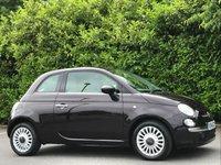2014 FIAT 500 1.2 LOUNGE 3d 69 BHP £5650.00