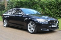 2014 BMW 5 SERIES 2.0 520D M SPORT GRAN TURISMO 5d AUTO 181 BHP £16995.00