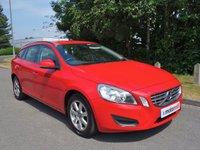 2012 VOLVO V60 1.6 D2 ES NAV 5d 113 BHP £5990.00