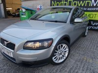 USED 2007 57 VOLVO C30 1.8 SE 3d 124 BHP Excellent Condition for Age and Mileage
