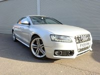 USED 2009 09 AUDI A5 4.2 S5 FSI QUATTRO 3d AUTO 354 BHP The Car Finance Specialist