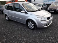 USED 2009 09 RENAULT GRAND SCENIC 1.5 DYNAMIQUE DCI 7STR 5d 106 BHP