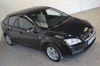 2006 FORD FOCUS 1.6 Ghia 5dr £1490.00