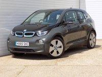 2015 BMW I3 0.6 I3 RANGE EXTENDER 5d AUTO 168 BHP £16949.00