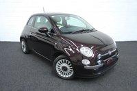 2012 FIAT 500 1.2 LOUNGE 3d 69 BHP