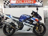 2004 SUZUKI GSX-R1000 1000cc GSX-R 1000 K4 £4500.00