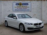 2014 BMW 5 SERIES 2.0 520D SE 4d 188 BHP £9488.00