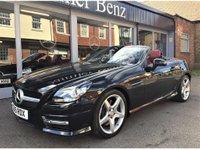 2015 MERCEDES-BENZ SLK 2.1 SLK250 CDI BlueEFFICIENCY AMG Sport 7G-Tronic Plus (s/s) 2dr £17995.00