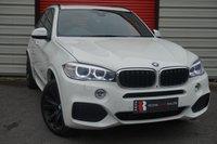 2016 BMW X5 3.0 XDRIVE30D M SPORT 5d 7 SEATER AUTO 255 BHP
