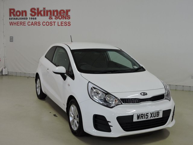 View our 2015 15 KIA RIO 1.2 SR7 3d 83 BHP