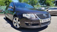 USED 2006 06 VOLKSWAGEN PASSAT 2.0 TDI SE 5d 138BHP ESTATE 12 MONTHS MOT+ALLOYS+CRUISE+