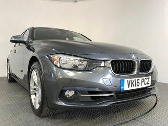 2016 BMW 3 SERIES 2.0 330E SPORT 4d AUTO 181 BHP £17995.00
