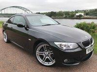 2010 BMW 3 SERIES 3.0 330I M SPORT 2d AUTO 269 BHP £11999.00