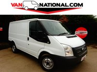 2013 FORD TRANSIT 2.2 260 SWB LOW ROOF 100 BHP (FULL SERVICE HISTORY 6 SPEED) £6990.00