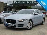 USED 2015 15 JAGUAR XE 2.0 PRESTIGE 4d AUTO 161 BHP Huge Specification With Great Colour Combination
