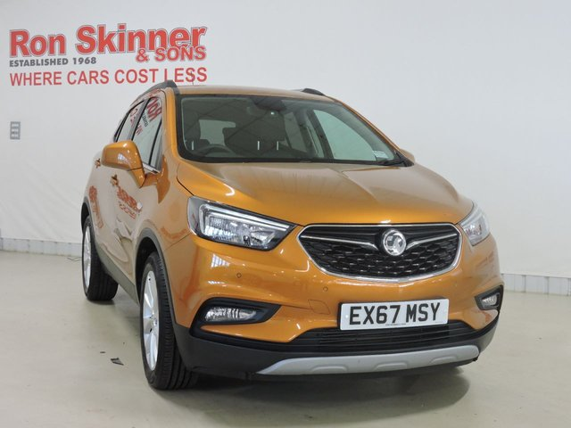View our 2017 67 VAUXHALL MOKKA X 1.4 ELITE NAV S/S 5d 138 BHP