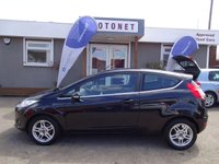 2014 FORD FIESTA 1.0 ZETEC 3DR HATCHBACK 100 BHP+++£0 TAX PER YEAR+++ £6800.00
