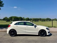 2014 MERCEDES-BENZ A CLASS 2.1 A200 CDI AMG SPORT 5d 136 BHP £15995.00