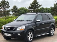 2008 KIA SORENTO 2.5 TITAN 5d 168 BHP £SOLD