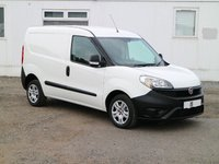 USED 2015 15 FIAT DOBLO 1.6 16V MULTIJET 1d 105 BHP PANEL VAN