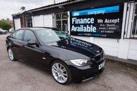 2007 BMW 3 SERIES 2.0 318I M SPORT 4d 128 BHP FSH-M SPORT SPEC £3490.00