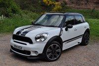2014 MINI COUNTRYMAN 1.6 COOPER S ALL4 5d 184 BHP £14995.00