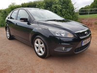 2009 FORD FOCUS 1.8 ZETEC TDCI 5d 115 BHP £SOLD