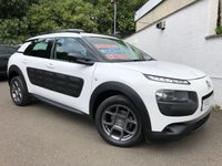 2015 CITROEN C4 CACTUS 1.6 BLUEHDI FEEL 5d 98 BHP £7995.00