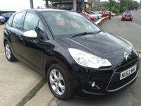 2012 CITROEN C3 1.4 BLACK 5d 72 BHP £4775.00