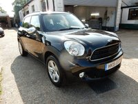 USED 2015 15 MINI COUNTRYMAN 1.6 ONE 5d 98 BHP ONE OWNER,FULL HISTORY,TWO KEYS,CLIMATE,USB AND AUX PORT